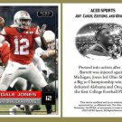 Cardale Jones 2014 National Champions ACEO Football Card - Ohio State