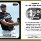 Jason Day 2015 PGA Championship Winner Commemorative ACEO Sports Golf Card NEW