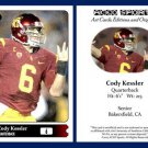 Cody Kessler 2015 ACEO Sports Football Card BRAND NEW! - USC Trojans