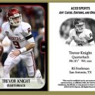 Trevor Knight 2013 ACEO Sports Football Card Oklahoma