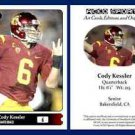 Cody Kessler NEW! 2015 ACEO Sports Football Card - USC Trojans QB