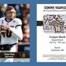 Cooper Rush NEW! 2016 ACEO Sports Football Card - Central Michigan Chippewas QB