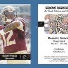 Deondre Francois NEW! 2016 ACEO Sports Football Card - FSU Seminoles - QB