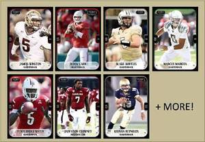 2013 ACEO Sports Football *YOU PICK!* Derek Carr, Winston, Mariota + MORE!