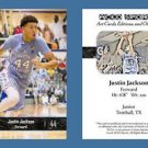 Justin Jackson NEW! 2016-17 ACEO Sports Basketball Card UNC Tar Heels
