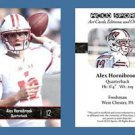 Alex Hornibrook NEW! 2016 ACEO Sports Football Card - Wisconsin Badgers - QB