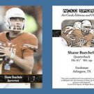 Shane Buechele NEW! 2016 ACEO Sports Football Card - Texas Longhorns - QB