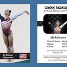 Aly Raisman NEW! ACEO Sports Card 2016 Olympics Team Gold - Final Five