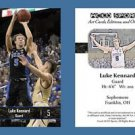 Luke Kennard NEW! 2016-17 ACEO Sports Basketball Card Duke Blue Devils