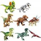 Jurassic Park World Dinosaur Pteranodon Tyrannosaurs Rex Lego Compatible Toy