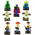 SY172 Super Hero Toy Story Woody Buzz Lightyear Minifigure Compatible Lego Toy