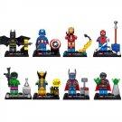 Lego Compatible SY293 Super Hero Figure Avengers Hulk Thor Batman Minifigure