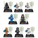 Lego Compatible Star Wars Jedi Storm Trooper Shadow Guard Fighter Minifigure