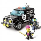 Lego Compatible Swat Police Car Crime Rescue Criminal Thief Burglar Prison