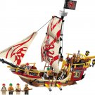 Lego Compatible Enlighten Pirate Caribbean Cannon War Ship Vessel Treasure