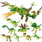 Lego  Jurassic Park Dinosaur Dragon Pterosaur Tyrannosaurus Rex Minifigures Compatible