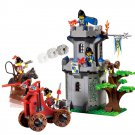 Medieval Castle Siege Fortress Knight Catapult War Machine Lego Compatible Toy