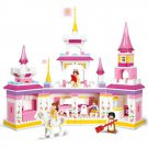 B0251 Medieval Castle Fortress Princess Knight Palace Lego Compatible Toy