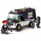 City Lego Rescue Police Swat Prison Jail Car Vehicle Lego Compatible Toy