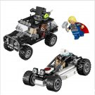Marvel Avengers Hydra Showdown Henchman Hawkeye Thor Vehicle Lego Compatible Toy