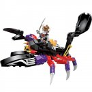 Super Hero Pirate Scorpion Skeleton Fighter War Lego Compatible Toy