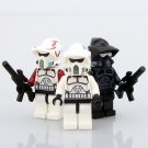Star Wars Clone ARF Trooper Jedi Warrior Minifigure Figure Lego Compatible Toy