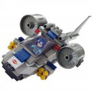 Army Spaceship Spacecraft Jet Plane Fighter Aircraft Lego Compatible Toy