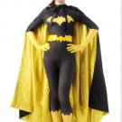 Batman Costumes for Women Adult with Cloak Women's Halloween Costumes