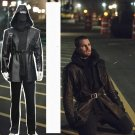 Green Arrow The Dark Archer Malcolm Merlyn Halloween Cosplay Costume Outfit for men
