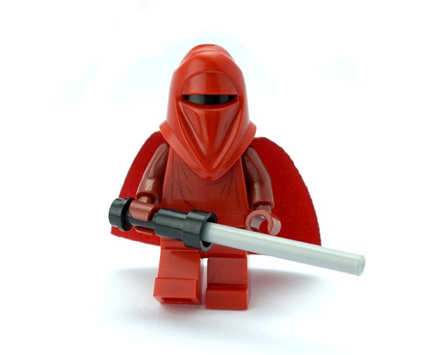 Lego Star Wars Minifigure Compatible Royal Guards Red Guards Imperial Guards