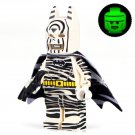 Super Hero Zebra The Batman movie Minifigure Building Blocks Toys Lego