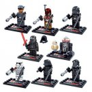 Star Wars Minifigure Clone Troopers Lego Compatible Toy