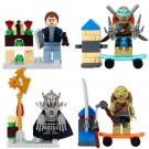 Ninja Turtle Super Heroes Avengers Space Wars Minifigure Lego Compatible Toy