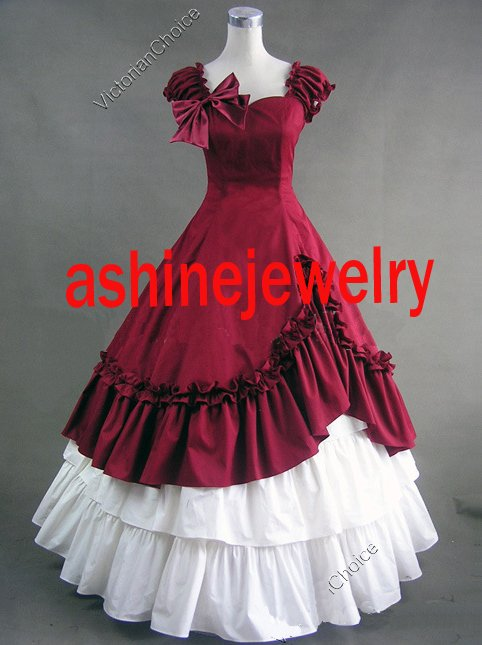 Women's Party Cosplay Costumes Medieval Victoria Rococo Dress Marvel Party Dresses