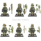 Soldier Falcon Commandos swat military Minifigures Lego Compatible Toy