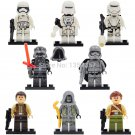 Star Wars Minifigure Kylo Ren/Stormtrooper/Captain Phasma Lego Compatible Toy