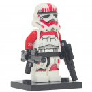 Shock Trooper Star wars 7 Minifigure Lego Compatible Toy