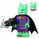 Joker Suit Batman Movie Minifigure Lego Compatible Toy