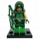 Green Arrow DC Super Heroes Avangers Lego Minifigures Compatible Toys