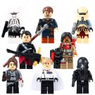 Lego Minifigure Compatible Toy Star Wars Minifigure Chirrut Imwe Jyn Erso Baze Malbus