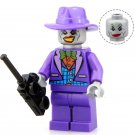 Purple Joker Villain The Batman movie Minifigure Lego Compatible Toys