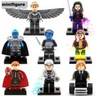 Marvel Superhero X-Men Apocalypse Minifigure Lego  Compatible Toy