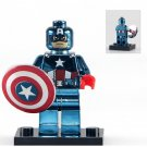 America Captain Custom Superhero Minifigure Lego Compatible Toys