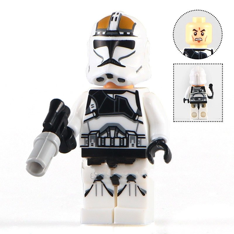 Clone Trooper Cunner Star Wars minifigure Lego Compatible Toy