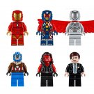 Marvel super heroes She-hulk Ironman Lego Compatible Minifigures toys