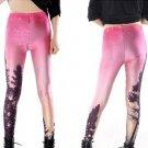Aurora Skye Galaxy Yoga Tights Fair Labour Sports Clothing Apparels for Women