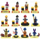 Dragon Ball Z Resurrection Son Goku Lego Minifigure Compatible Toys