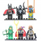Super Heroes marvel Venom Arrow Cyclops building blocks action Lego Minifigures Compatible toys