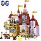 Princess belle's enchanted castle 41067 Building Blocks For Girl Friends Kids Model Toys
