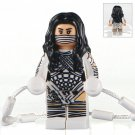 Silk Masked Robber Game Spiderman hero minifigure Lego  Compatible Toys